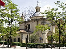 Image illustrative de l'article Église San Antonio de la Florida de Madrid