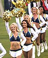 San Diego Chargers cheerleaders 20090904.jpg