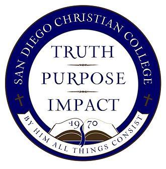 San Diego Christian College - San Diego Christian College school seal