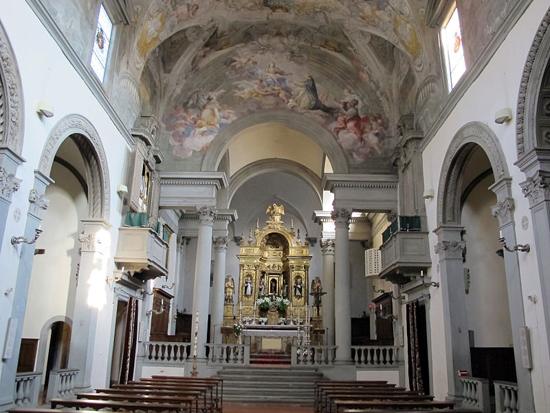 File:San domenico, fiesole, int., 01.JPG