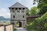 Sankt Georgen am Längsee Burg Hochosterwitz 07 Khevenhüllertor 1582 01062015 4280.jpg