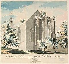 Sankta Katarina ruin (Sankta Karin) - KMB - 16001000041424.jpg