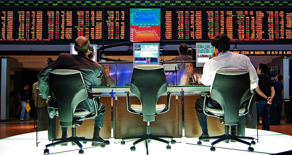 Sao Paulo Stock Exchange