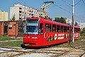 Sarajevo Tram-509 Line-3 2011-10-04.JPG