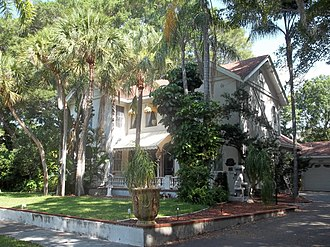 National Register of Historic Places listings in Manatee County, Florida - Image: Sarasota FL Austin House 01