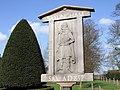 Saxlingham Village Sign - geograph.org.uk - 358540.jpg