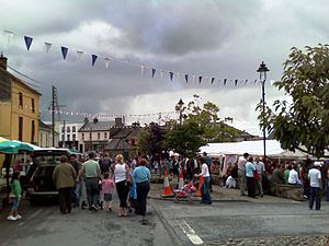 Scarriff - The Scarriff Harbour Festival is the newest of several festivals held in Scarriff.