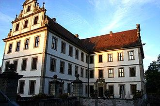 House of Guttenberg - Kirchlauter Palace