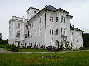 Principality of Auersperg - Image: Schloss Weitwörth