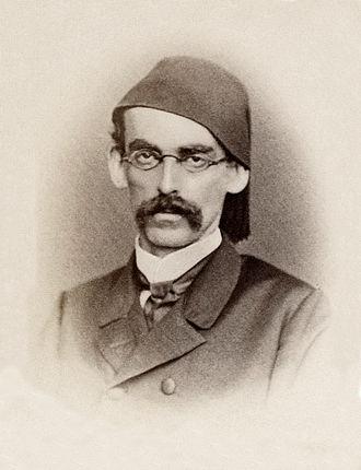 Emin Pasha - Schnitzer in 1875