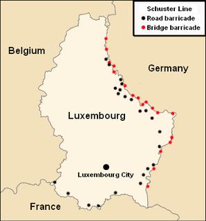 Schuster Line