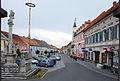 Schwanberg Hauptplatz vom Kriegerdenkmal aus.jpg