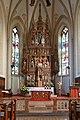 Schwanenstadt - Kirche, Hochaltar.JPG