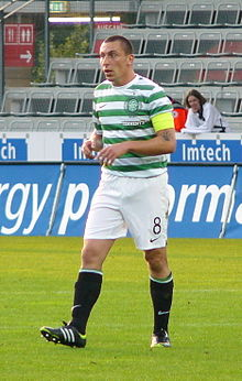 Brown has been captain of Celtic since 2010 b634b8734