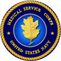 Seal of the U.S. Navy Medical Service Corps.png