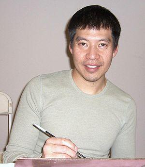 Sean Chen (artist) - Sean Chen at the Big Apple Con, November 14, 2008.
