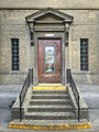 Seattle — Chittenden Locks Admin Building side porch.jpg