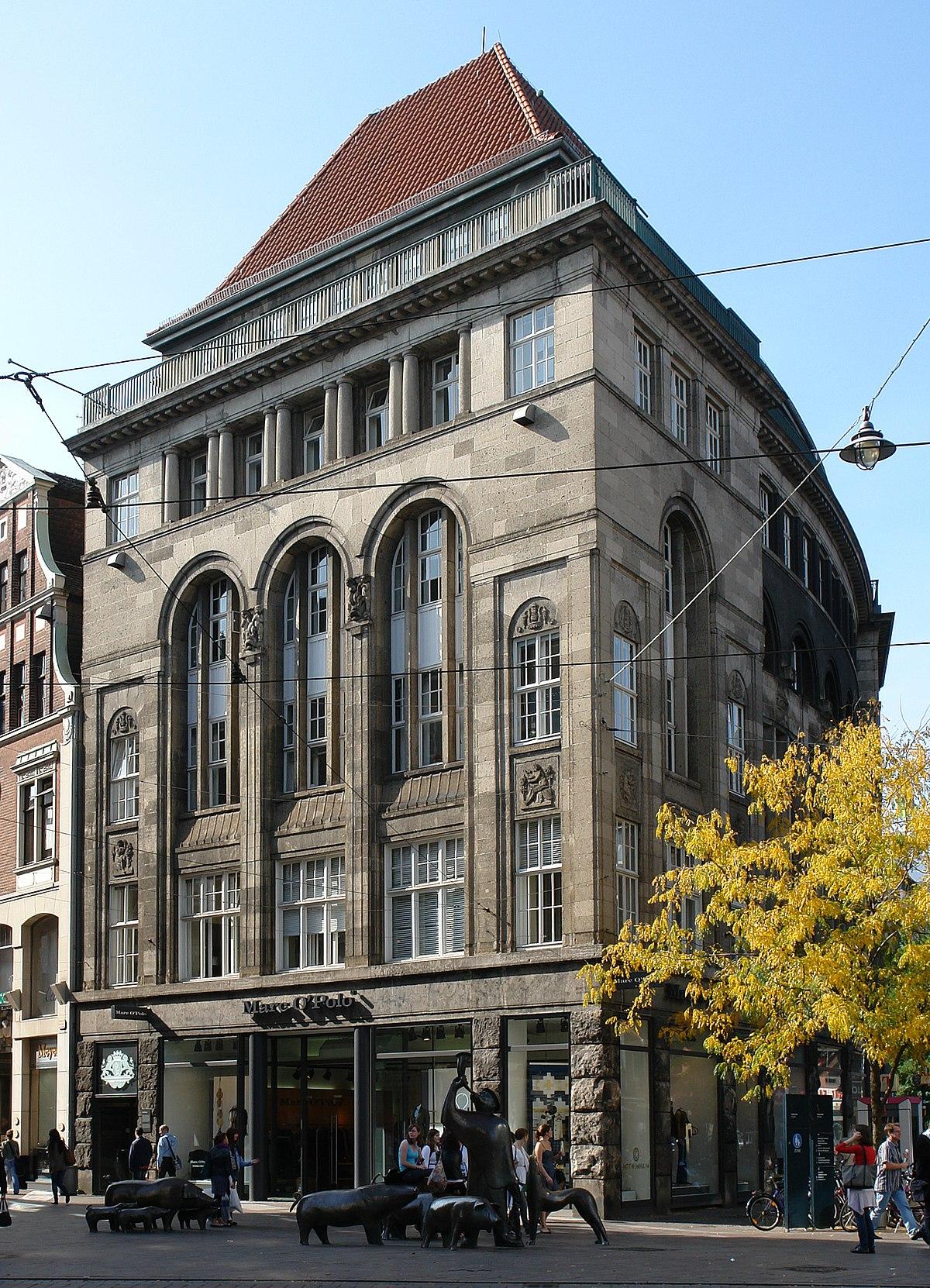 seidenhaus koopmann bremen wikipedia. Black Bedroom Furniture Sets. Home Design Ideas