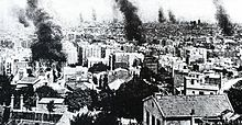 Barcelona se convirtió en la ciudad quemada durante la Semana Trágica (1909)