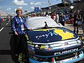 Senator Stabenow at the NASCAR Pure Michigan 400 (6099585445).jpg
