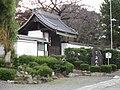 Senkouji (Temple in Kishiwada, Osaka) Entrance.jpg