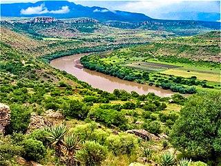 Orange River Major river in southern Africa