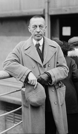 Piano Concerto No. 4 (Rachmaninoff) - Sergei Rachmaninoff.