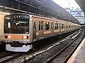 Series 209-1000 Tota 82 in Shinjuku Station 01.jpg