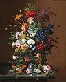 Severin Roesen, American (born Germany), 1816 - c. 1872 - Flower Still Life with Bird's Nest - Google Art Project.jpg