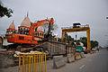 Sewer Pipe Laying Work - Barrackpore Trunk Road - Belgharia - North 24 Parganas 2012-04-11 9734.JPG
