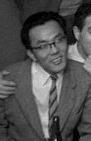 Shūsaku Endō - Endō in 1954