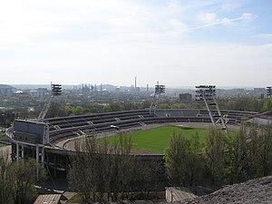 Shakhtar Stadium (Donetsk) - Image: Shakhtar Stadium in Donetsk