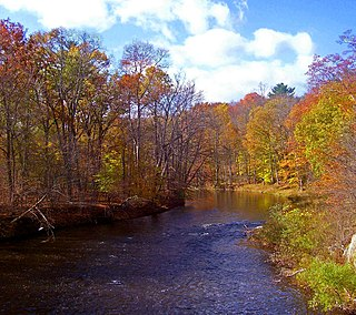 Shawangunk Kill Tributary of the Wallkill River in the U.S. state of New York