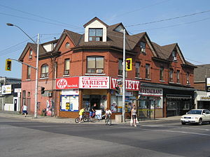 Sherman Avenue (Hamilton, Ontario) - Image: Sherman Ave Hamilton A