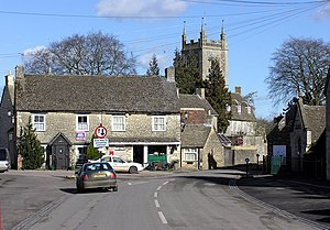 Sherston, Wiltshire - Image: Sherston.wiltshire.a rp