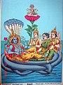 Sheshashayi, Ravi Varma Press.jpg