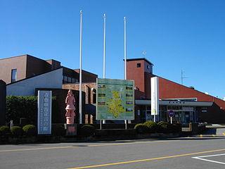 Town in Kantō, Japan
