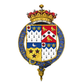 Shield of Arms of Victor Bulwer-Lytton, 2nd Earl of Lytton, KG, GCSI, GCIE, PC, DL.png