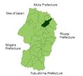 Shinjo in Yamagata Prefecture.png