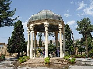 Shiraz City in Fars, Iran