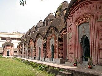 Barisha, India - Part of the twelve Shiva temples.