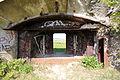 Shornemead Fort casemate interior.jpg