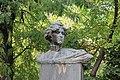 Shushanik Kurghinyan's bust, Yerevan 03.jpg