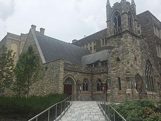 Temple University Beasley School of Law - Shusterman Hall - The James E. Beasley School of Law