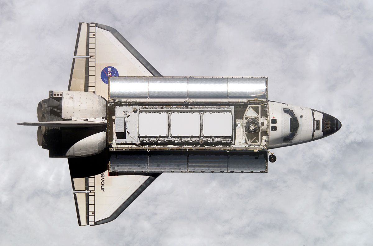 how long is space shuttle endeavour - photo #35