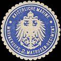 Siegelmarke K. Marine Marinekorps 2. Matrosen-Regiment W0357532.jpg