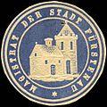 Siegelmarke Magistrat der Stadt Fürstenau W0212612.jpg