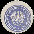 Siegelmarke Rheinische Deputation für das Heimathwesen W0328184.jpg