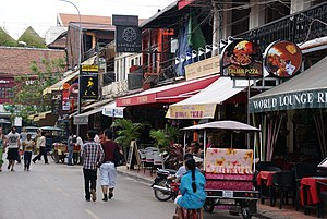 Siem Reap Pubstreet