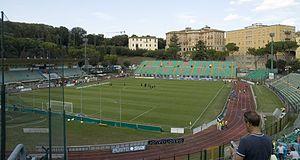Stadio Artemio Franchi – Montepaschi Arena - Image: Siena artemio franchi